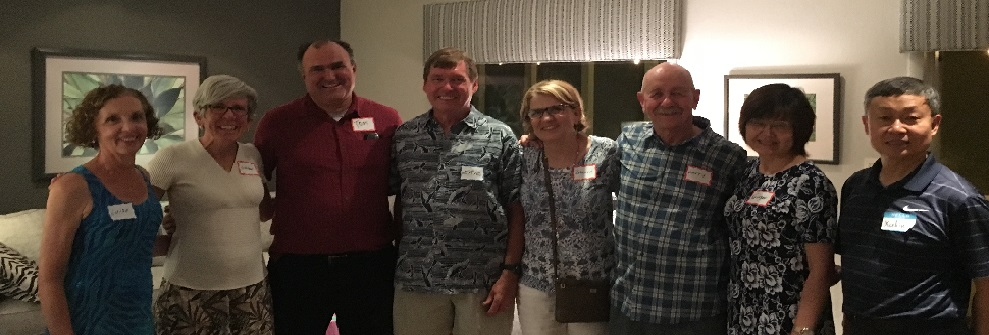 Photo Annual Betterton Welcome Party Fall 2018
