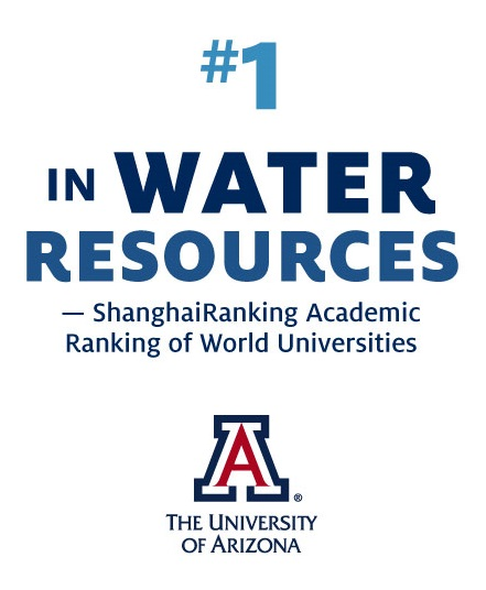 UA Retains No  1 Ranking in Water Resources | Department of