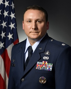 Lt. Col. Stephen Maile