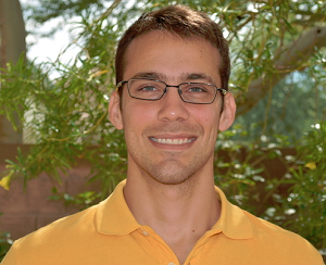 Photo Antonio Meira Elected to AGU Student Council