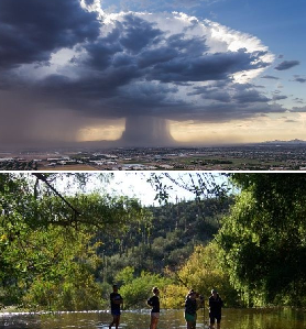 Hydrology and Atmospheric Sciences Image