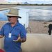 Dick Thompson of Tucson Water Talks to UA Hydrology Class